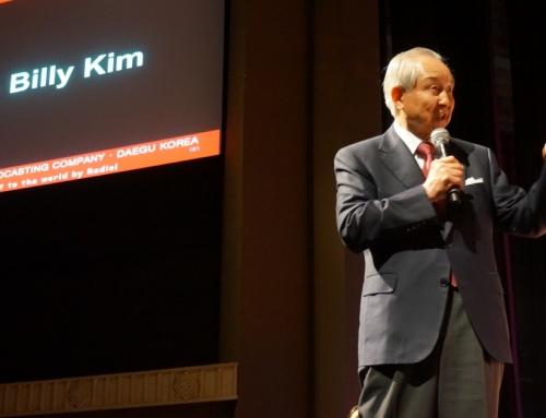 김장환 목사님 집회 및 대구 어린이 합창단 미주 순회 연주