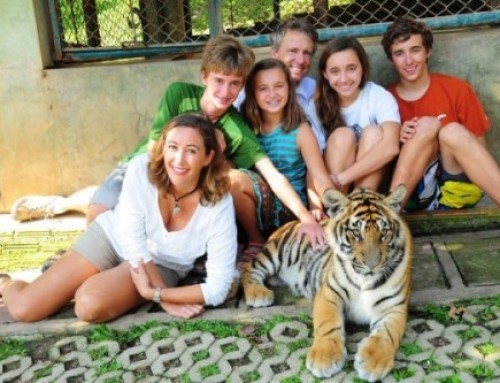 Captured Moments: Building Strong Families through Travel
